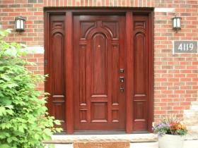 Geriausios saugios durys